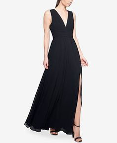 Fame and Partners Cutaway-Back Dress - Dresses - Women - Macy's