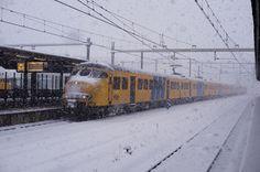 NS en sneeuw