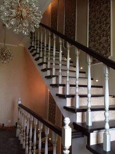 Мебельное ателье Massifs. Мы изготовим лестницу, которая не только прослужит долго, но и будет радовать ваш глаз))