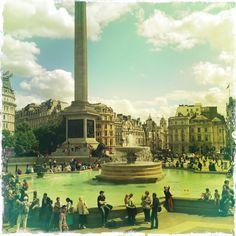 Trafalgar Square London