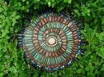pebble mosaic Stepping Stones - Bing Images
