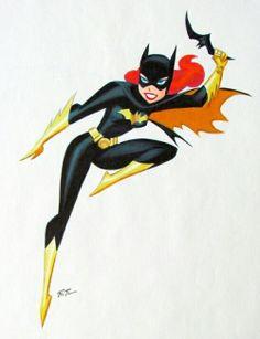 Batgirl - Bruce Timm