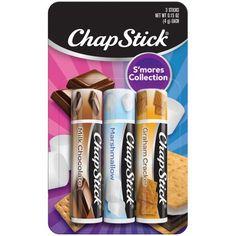 Chapstick Lip Balm, Best Lip Balm, Lip Balm Tubes, Lip Moisturizer, Skin Firming, Lip Care, Chocolate Flavors, Creme, The Balm