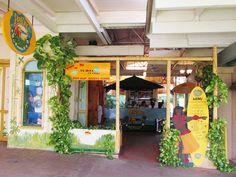 Kauai Restaurant - Puka Dog - A must for lunch - Hot Dogs, Hawaiian food [2360 Kiahuna Plantation Dr., Koloa, HI 96756]