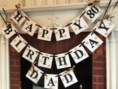 Black and Gold Birthday Decorations - Birthday Party - Unisex Birthday Banner - Adult Birthday Sign - Custom Birthday Decor 60th Birthday Ideas For Dad, Birthday Party Decorations For Adults, 75th Birthday Parties, Adult Birthday Party, 60th Birthday Party, Gold Birthday, Birthday Signs, Birthday Banners, Birthday Weekend