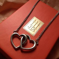Absolutely gorgeous James Avery necklace!