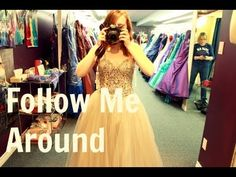 FMA: Girl's Day & Prom Dress Shopping