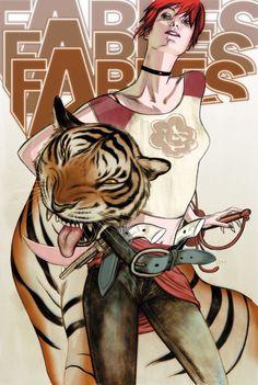 Fables - James Jean