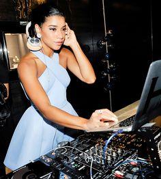 Beauty Secrets from the Coolest Female DJs via @ByrdieBeauty