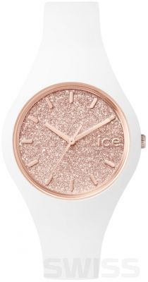 Po jasnej stronie Ice-Watcha. #icewatch #glam #shine #gold #white #party #watch #zegarek #zegarki #butikiswiss #butiki #swiss