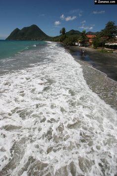 Anse Diamant - Martinique