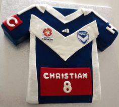 Melbourne Victory Cake