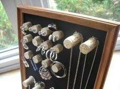 cork jewellery - Google Search