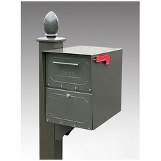 Architectural Mailboxes Oasis Jr. Locking Mailbox