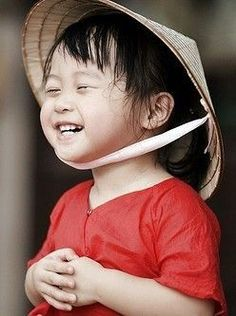 nothing more beautiful than a child laughing...