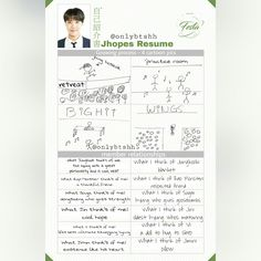 [ENG TRANS] J-Hope's Resume (Part: 3/5)~ 2017 BTS FESTA Day 11! Lmao I got bored of translating so I watch 2 episodes of LOTJ in NZ my country, but I shall continue now~ ❤ #BTS #방탄소년단