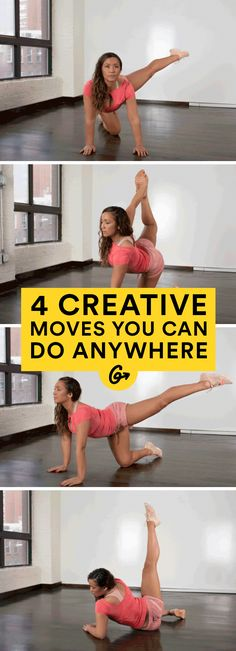 Bust a move—and break a sweat—with this quick, strength-building workout. #bodyweight #workout http://greatist.com/move/dance-inspired-workout