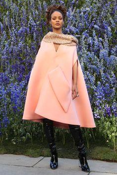 Rihanna 'Fashion Week', así se eclipsa París en su semana más estilosa