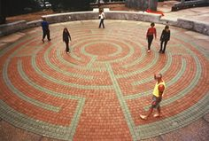 New Mexico Labyrinths - Labyrinths In Stone