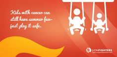 My Top 6 Summer Safety Tips For Children With Cancer #summersafety