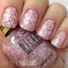 **Milani - Sugar Burst (Gold Label Specialty Nail Lacquer Collection Spring 2014) / FierceMakeupAndNails