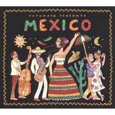 CD Mexico, Putumayo World Music, 2016 | Elpéčko - Predaj vinylových LP platní, hudobných CD a Blu-ray filmov World Music, Countries Of The World, Folk, Mexico, Presents, Country, Movie Posters, Collection, Art