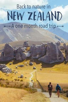 I have always wanted to go to New Zealand. Had a boyfriend from New Zealnd he wanted to wisk me away to his country. I wasnt ready.♡The perfect one-month road trip in New Zealand: A full itinerary including accommodation, costs and travel. New Zealand Itinerary, New Zealand Travel, Places To Travel, Travel Destinations, Places To Visit, Adventure Awaits, Adventure Travel, Travel Guides, Travel Tips