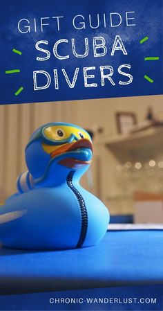 Gift Guide for Scuba Divers and Ocean Addicts