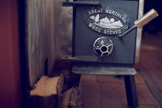a great northern wood stove would keep us warm...