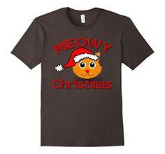 Men's Meowy Christmas Kitten Cat Kitty Merry Christmas Sh... https://www.amazon.com/dp/B01NAB1YOF/ref=cm_sw_r_pi_dp_x_FJfpybDD6P9XB
