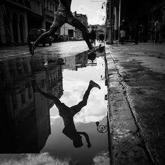 Street photos by Thomas Leuthard