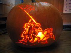 5 Unique Jack-O'-Lantern Designs Halloween Facts, Halloween Looks, Halloween Pumpkins, Halloween Ideas, Halloween Humor, Halloween 2015, Happy Halloween, Awesome Pumpkin Carvings, Pumkin Carving