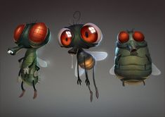 Flies by ~caiomm