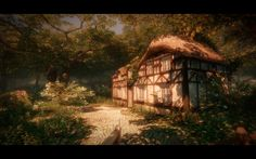 everybody's gone to the rapture wallpaper Wallpaper
