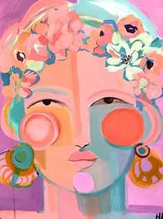 Hayley Mitchell Waiting On Martha Art Faces Art Illustrations Illustration Art Creative