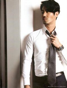 cha seung won --- Cover of Taiwanese Magazine