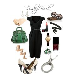 I love everything about this!!!! Dress is so vintage and the shoes to die for :)