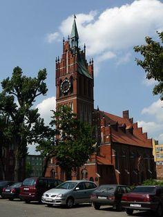Church in Kaliningrad, Russia