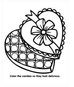 31 best valentine coloring sheets images on Pinterest | Coloring ...
