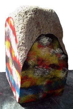 WOJCIECH JASIONOWICZ OBIEKTON GRANICZNY- granit / H -43 cm Copyright©2016 Wojciech Jasionowicz