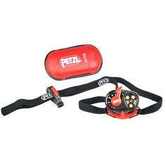 Petzl Emergency Headlamp. An absolute must for globetrotters, travellers, campeurs, backcountry freaks.