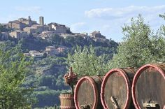 Enogastronomic Grand Tour of Montalcino Pienza and Montepulciano from San Gimignano 						Enjoy a full day discovering three jewels of the Tuscan landscape that distinguish themselves in the enogastronomic and culinary tradition.Explore Pienza and taste the world-famous wines produced in Montalcino and Montepulciano wineries. 		 								Join this tour to discover all of Tuscany's sides in their uniqueness: the history, the art and the culinary and enogastronomic culture. Your ...