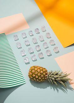 Le très coloré set design d'Adrian & Gidi