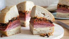 You'll find the ultimate Jeff Mauro Monster Muffaletta recipe and even more incredible feasts waiting to be devoured right here on Food Network UK.