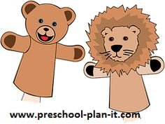 Fitness and Exercise Preschool Theme: Our Puppet Says  Take out your favorite puppet! Have it say hello to the children. The puppet can lead your children in a game of Copy Me! The puppet should tell the children that they are going to exercise. First we are going to warm up....Walk in Place, ready, go!  Now, jump 6 times....ready, go!  Now, run fast in one place like this...ready, go!  Find 30+ more activities on the website!