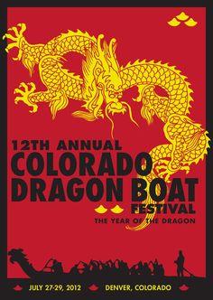 Dragon Boat Festival! Wooo-wee!