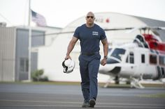 Dwayne Johnson tente le film catastrophe avec San Andreas réalisé par Brad Peyton.