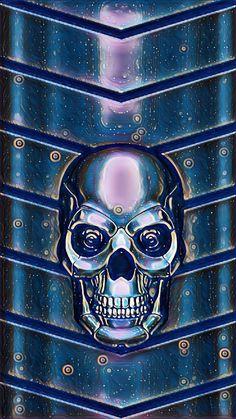 Cool skull Skull, Cases, Skulls, Sugar Skull