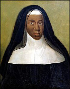 Louise Marie Thérèse (The Black Nun of Moret) - Wikipedia, the free encyclopedia