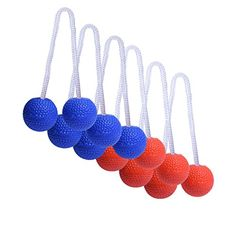 Gosports Soft Rubber Replacement Bolos For Ladder Toss Go Https